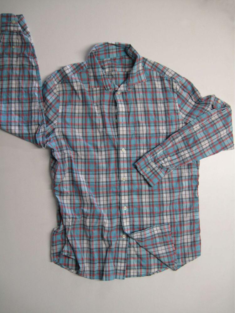 a1589789f4 Férfi ing ősz/tél - Minőségi Angol használtruha nagyker.