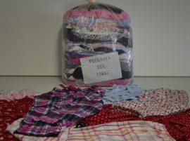 Pizsama, köntös tél